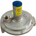 "Maxitrol 1/2"" Lever Acting Regulator W/Vent Limiter 325-3-V 1/2 - 12A09, Up To 140,000 BTU"
