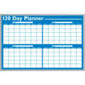 120-Day Non-Magnetic Dry Erase Planner