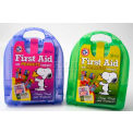Mayday Childs First Aid w/ Peanuts Bandages, FA-TK3-PNUT, 30 Pieces