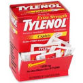 Tylenol Extra Strength Caplet, Minor Aches, Pains, 50/BX