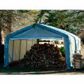 12'x12'x8' Green Peak Style Shed