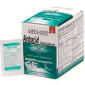 Medi-First® Antacid Packs 2/Pack, 50 Pack/Box, 80233