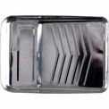 Merit Pro® Roller Tray Liner - Bright Metal