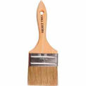 "Merit Pro® 1-1/2"" Double Thick White Bristle Chip Brush"