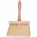 "Merit Pro® 6-1/2"" 4 Row White Tampico Masonry Brush"