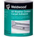 Weldwood® All Weather Outdoor Carpet Adhesive - Quart