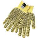 Kevlar® Two-Sided PVC Dots Gloves, Memphis Glove 9366L, 1-Pair