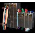 Longboard And Standard Skateboard Locker Option, 2 Longboard Or Standard Skateboards/Scooters - Pkg Qty 2
