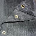 Xtarps, MN-MS70-B0614, 70% Shade Cloth, Shade Tarp, 6'W x 14'L, Black
