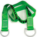 Miller® Cross-Arm Strap, 6-ft., D-rings, 8183/6FTGN