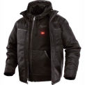 Milwaukee® 251B-21XL M12™ Heated 3-in-1 Jacket Kit - Black - XL