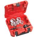 Milwaukee® 48-22-4076 Hole Dozer™ 8 Pc. Welder's Hole Saw Kit