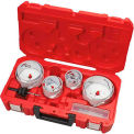 Milwaukee® 48-22-4092 Hole Dozer™ 8 Pc. Electrician's Large Diameter Hole Saw Kit