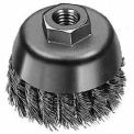 Milwaukee® 48-52-5050, Knot Cup Brush 2-3/4 In