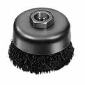 Milwaukee® 48-52-5060, Crimped Wire Cup Brush 3 In