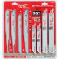 Milwaukee® 49-22-1132, 32 PC Mega SAWZALL® Blade Kit
