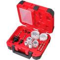 Milwaukee® 15 Pc General Purpose Hardened™ Hole Saw Kit