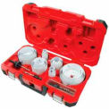 Milwaukee® 49-22-4185, 28-Pc All Purpose Professional Ice Hardened™ Hole Saw Kit