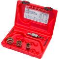Milwaukee® 49-22-8300 5PC Electrician's Sheet Metal Carbide Cutter Kit