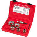 Milwaukee® 49-22-8310 7PC Electrician's Sheet Metal Carbide Cutter Kit