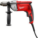 "Milwaukee Single Speed 1/2"" Hammer Drill"