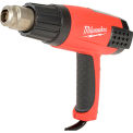 Milwaukee® 8988-20, Variable Temp. Heat Gun, 90&Deg; F To 1050&Deg; F, With LED Digital Display