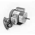 Marathon Motors Woodworking Motor, T030, 56B17F5329, 2HP, 115/230V, 1800RPM, 1PH, 56H FR, TEFC