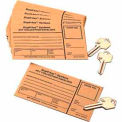 MMF Industries™ Key Collection Envelopes Two-Tag System, 100 Pack