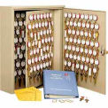 STEELMASTER® Dupli-Key Two-Tag 300 Key Cabinet Sand