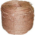 Manila Ropes, Anchor Brand 1X100-3S, COIL of 27 LB