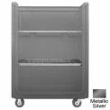 Metalic Silver Convertible Poly-Trux® 44 Cu. Ft.