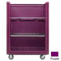 Purple Convertible Poly-Trux® 44 Cu. Ft.