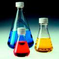 Thermo Scientific Nalgene™ Sterile Single Use Erlenmeyer Flasks, 2000mL, Case of 4