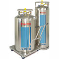 "Thermo Scientific LN2 Supply Tank, 50 Liters, 16"" Dia. x 41""H"