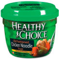 Healthy Choice Microwavable Soup, Chicken Noodle, 14 Oz, 12/Carton