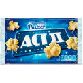 ACT II Microwave Popcorn, Butter, 2.75 Oz, 36/Carton
