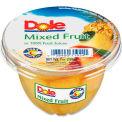 Dole® Fruit Cups, Mixed Fruit, 7 oz, 12/Carton