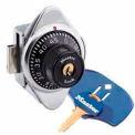 Master Lock® Built-In Combo Lock, ADA Compliant, Lift Handle, Black