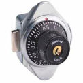 Master Lock Built-In Combination Deadbolt Lock Right Hinged