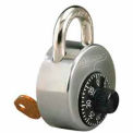 Master Lock® High Security Combo Padlock with Key Control, Short Shackle