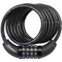 """Master Lock® Combination Cable Lock, 72"""" - No. 8114D, Price Each Sold Pack of 2 - Pkg Qty 2"""