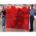 Insta-Curtain Welding Curtain, Orange 25 Yards - CIWV-6407-25