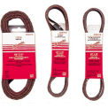 Bandfile Belts, MILWAUKEE ELECTRIC TOOLS 49-93-8115, Box of 10