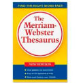 Merriam-Webster Paperback Thesaurus, 1 Each