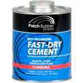 Fast-Dry Self-Vulcanizing Cement - 1 Quart