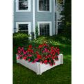 "New England Arbors® Huntington Garden Bed, 38-1/5"" x 38-1/5"" x 9"""