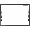 "Cleverboard™ Interactive Smart Board - 77"" Diagonal"