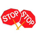 Paddle Sign - Stop/Stop