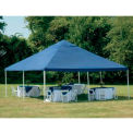 "Shelterlogic Celebration Canopy 25797, Decorative Series, 20'W X 20'L, 2"" Frame, 8-Leg, Blue"