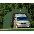 ShelterLogic Barn Style Shelter 12' x 20' x 9' Green